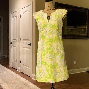 ✨Like New✨ Lilly Pulitzer Textured Pattern Dress